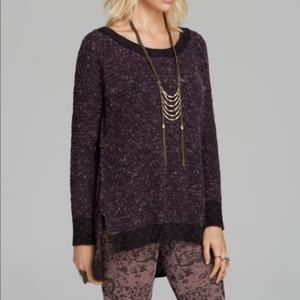 Free People Jeepster Honeycomb Oversized Sweater